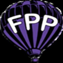 Square fpp balloon logo
